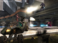Halo 2 Multiplayer Map Pack Screenshot
