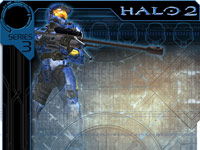 Halo 2 Toy Package
