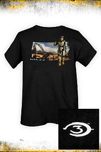 Halo 3 Hot Topic T Shirt
