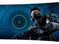 Halo Xbox 360 Faceplate